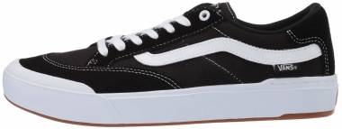 Vans Berle Pro - Black/True White (VN0A3WKX6BT)