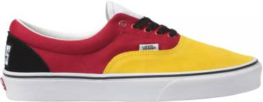 Vans OTW Rally Era - Red Yellow White