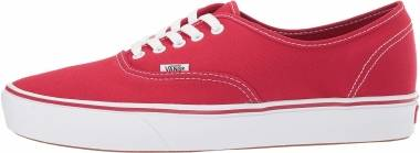 Vans ComfyCush Authentic - Racing Red / True White