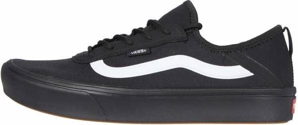 Vans ComfyCush Zushi SF - (Stretch Canvas) Black
