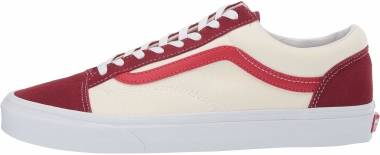 Vans Retro Sport Style 36 - Biking Red/Poinsettia (VN0A3DZ3VXZ)