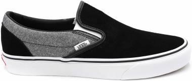Vans Suede Slip-On - Black (VN0A4BV3V3E)