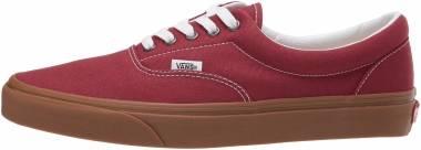 Vans Gum Era - Red (VN0A4U39WZ0)