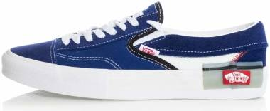 Vans Slip-On CAP - Azul (VN0A3WM5XHR)