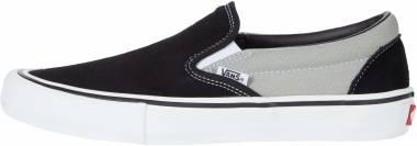 Vans Slip-On Pro - Gray (VN0A4VHU2LB)