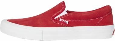 Vans Slip-On Pro - Red (VN0A347VAJL)
