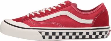 Vans Style 36 Decon SF - Red (VN0A3MVLXGJ)