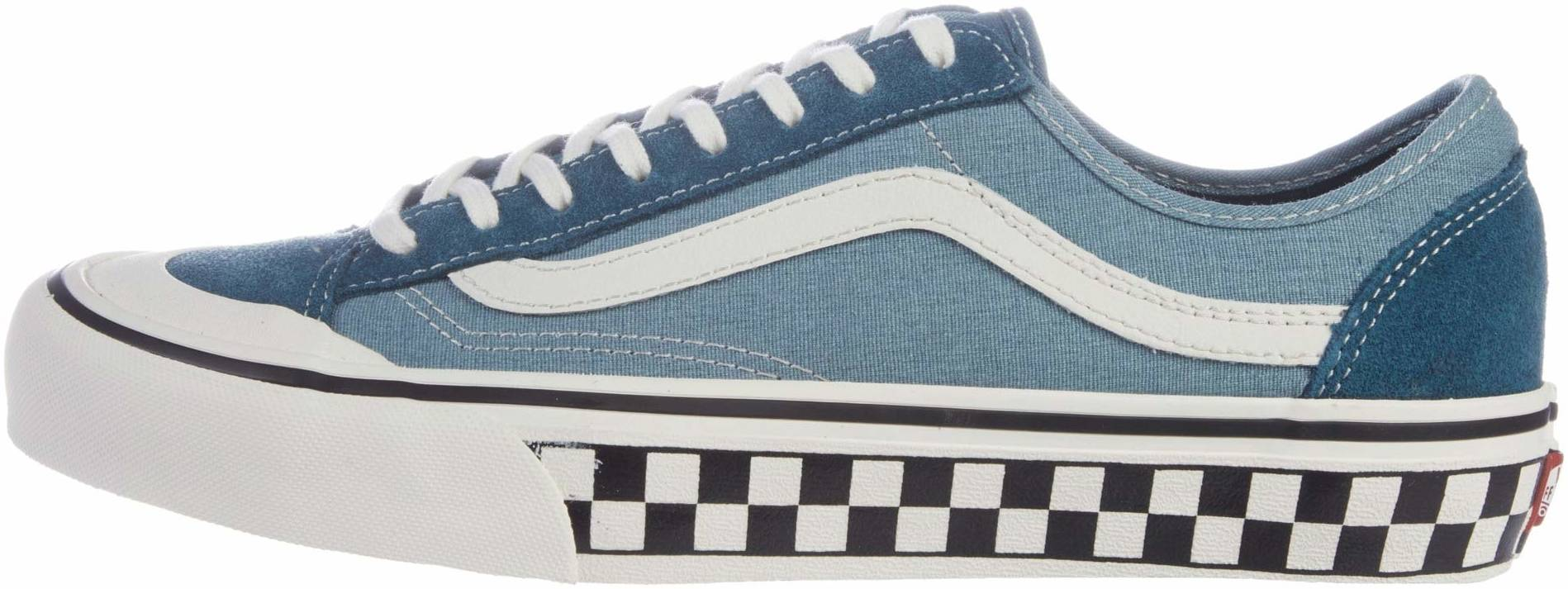 Vans Style 36 Decon SF sneakers in grey | RunRepeat