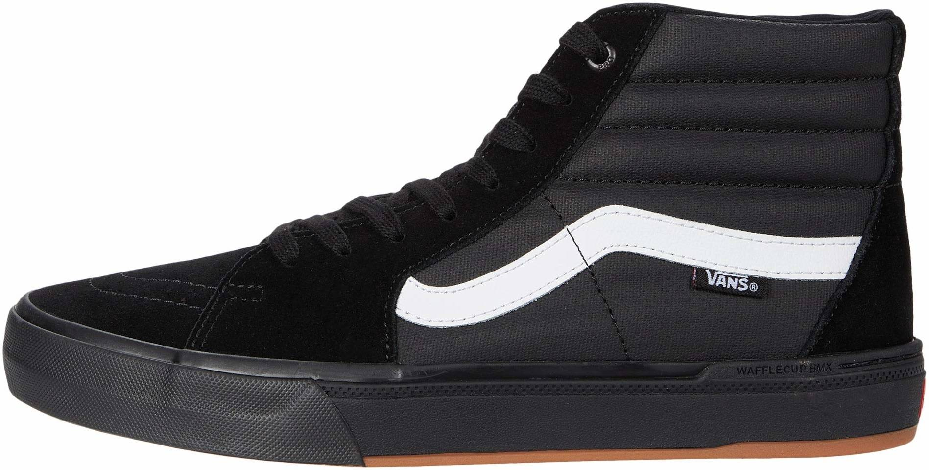 Vans SK8-Hi Pro BMX sneakers in black   RunRepeat