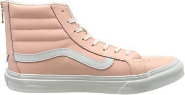 Vans SK8-Hi Zip - Pink