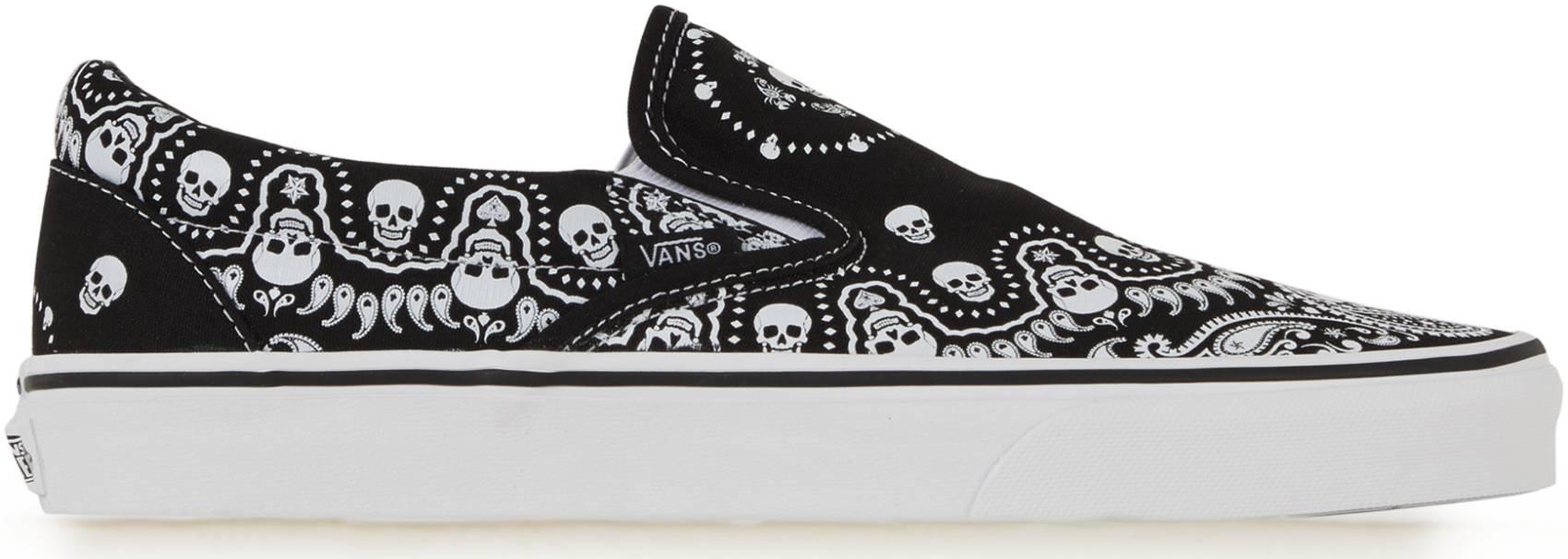 Vans Bandana Classic Slip-On sneakers | RunRepeat