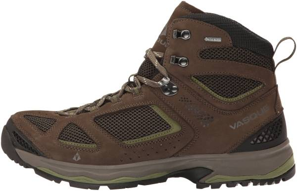 Vasque Breeze III GTX - Brown Olive/Pesto