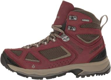 Vasque Breeze III GTX - Red Mahogany/Brown Olive (7189)