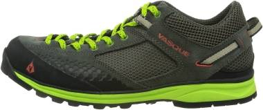Vasque Grand Traverse Beluga/Lime Green Men