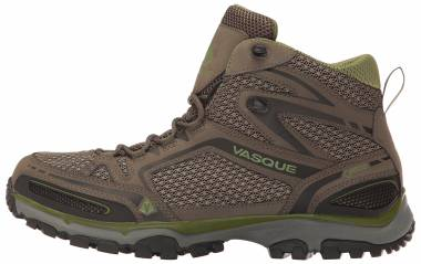 Vasque Inhaler II GTX Brown Olive/Pesto Men
