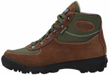 Vasque Skywalk GTX - Dark Brown/Chive (7116)