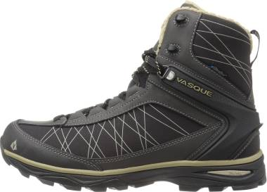 Vasque Coldspark UltraDry Jet Black/Chinchilla Men