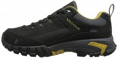 Vasque Talus Trek Low UltraDry - Black/Dried Tobacco
