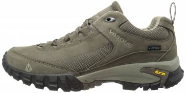 Vasque Talus Trek Low UltraDry - Black Olive/Aluminum (7434)