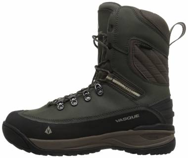 Vasque Snowburban II UltraDry Brown Olive/Aluminum Men
