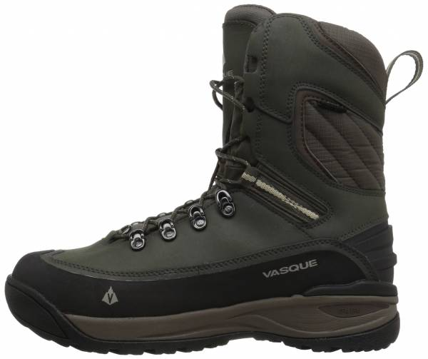 Vasque Snowburban II UltraDry - Brown Olive/Aluminum (7808)