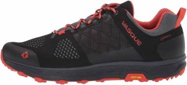 Vasque Breeze LT Low GTX - Anthracite/Red Clay