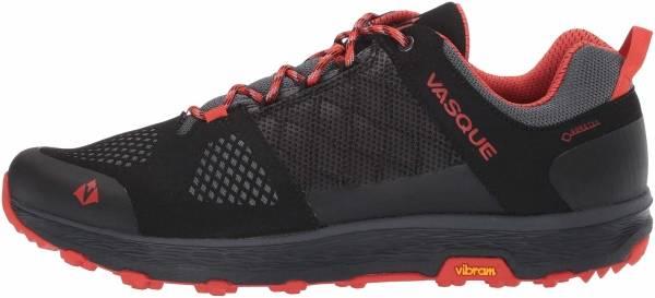 Vasque Breeze LT Low GTX - Anthracite/Red Clay (7356)