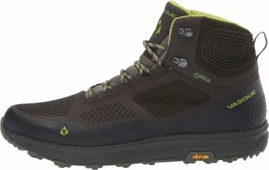 Vasque Breeze LT GTX - Beluga/Lime Green