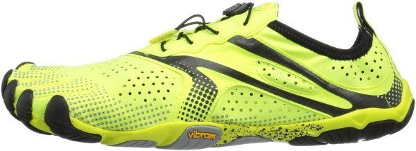 Vibram FiveFingers V-Run men yellow