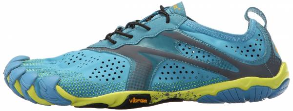 Vibram FiveFingers V-Run men multicolore (blue/yellow)