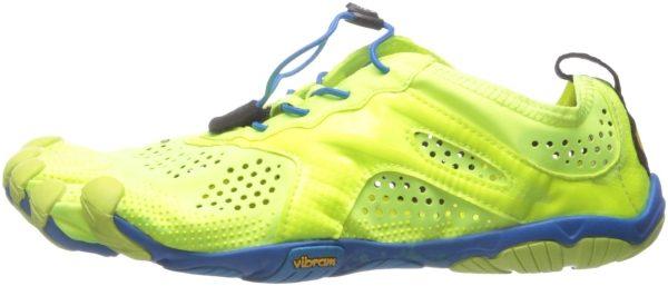 Vibram FiveFingers V-Run men multicolore (yellow/blue/teal)
