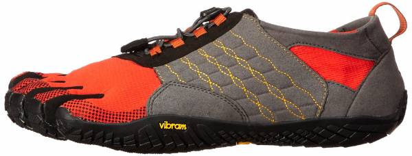 Vibram FiveFingers Trek Ascent men grigio (grey (grey/red/black))