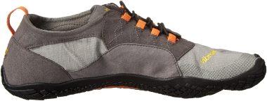 Vibram FiveFingers Trek Ascent - Multicolore Grey Orange Black (15M4702)