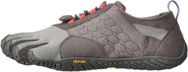 Vibram FiveFingers Trek Ascent woman grigio (grey (dark grey/lilac))