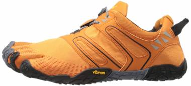 Vibram FiveFingers V-Trail Arancione (Orange/Grey/Black) Men