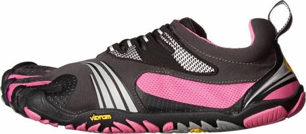 Vibram FiveFingers KMD Sport LS - Black Black Pink (14W3603)
