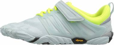 Vibram FiveFingers V-Train - Weiß Pale Blue Safety Yellow (W6605)