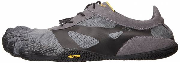 the latest 3a325 02bbc Vibram FiveFingers KSO EVO Gris (Grey Black)