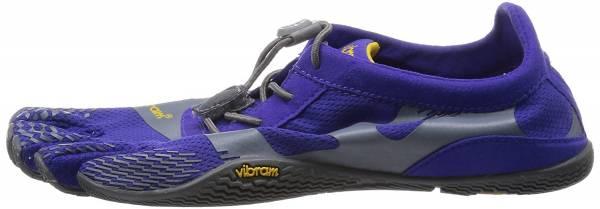 Vibram FiveFingers KSO EVO men purple/grey