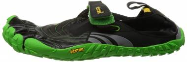 Vibram FiveFingers Spyridon - Negro Verde (M4582)