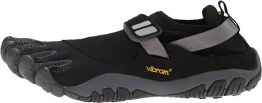 new products 40045 ddf22 Vibram FiveFingers Treksport Black Men