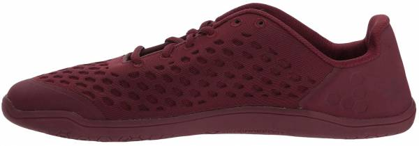Vivobarefoot Stealth II Red