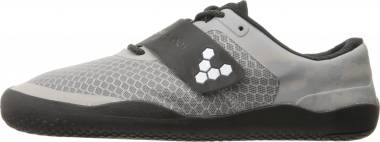 Vivobarefoot Motus Grey/Black Mesh Men