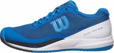Wilson Rush Pro 3.0 - Blue White Blue (WRS324720)