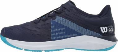 Wilson Kaos 3.0 - Blue White Dark Blue (WRS325920)