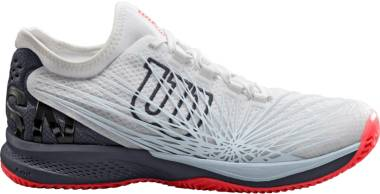Wilson Kaos 2.0 SFT - White Grey Red (WRS324800)