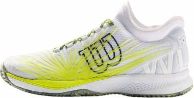 Wilson Kaos 2.0 SFT - White/Safety Yellow/Ebony (WRS323780)