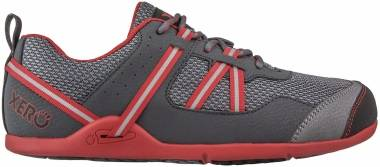 Xero Shoes Prio - Charcoal Red