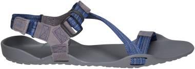 Xero Shoes Z-Trek - Charcoal / Multi-Blue (ZTMMBLU)
