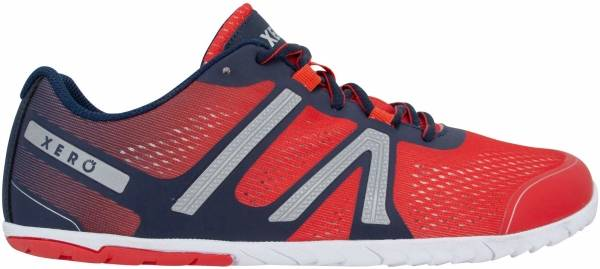 Xero Shoes HFS - Crimson / Navy (HFMCRN)